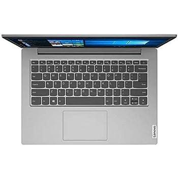Lenovo IdeaPad Slim 1 14 Inch HD Laptop - (AMD A4, 4GB RAM, 64GB eMMC, Windows 10 Home S Mode) - Platinum Grey