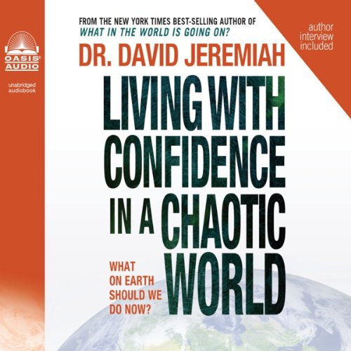 Living with Confidence in a Chaotic World cover art