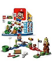 LEGO Avventure di Mario - Starter Pack + Costruisci la tua avventura - Maker Pack + Mario pinguino - Power Up Pack + Mario tanuki - Power Up Pack