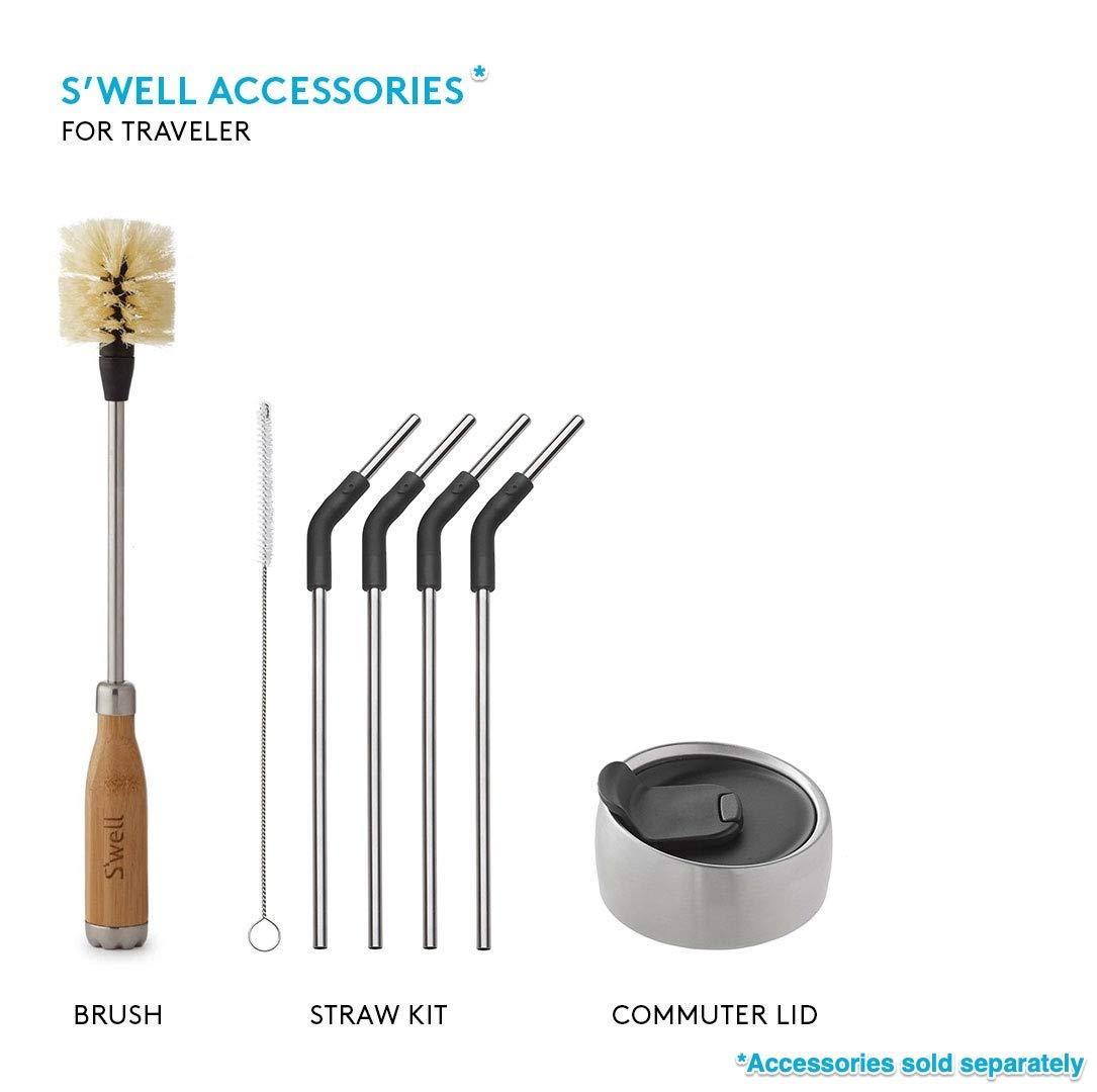 Swell 10312-B17-01010 Stainless Steel Travel Mug 12oz Calacatta Gold