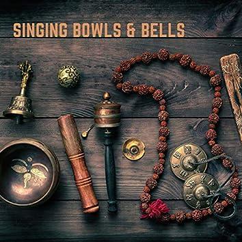 Singing Bowls & Bells. Tibetan Mantra & Healing Path (Meditation, Relaxation, Contemplation, Healing)