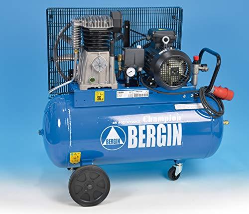 Bergin Kompressor BK 560/10/100K X-Champion, 100 Liter Kessel, 3 KW