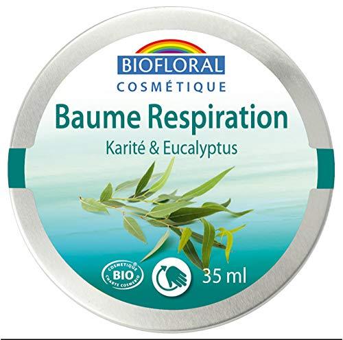 Biofloral Baume respiratoire Karité Eucalyptus 35ml