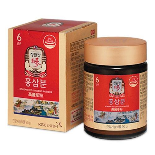 KGC Cheong Kwan Jang Korean Red Ginseng Powder 90g (3.2oz) by Cheong Kwan Jang