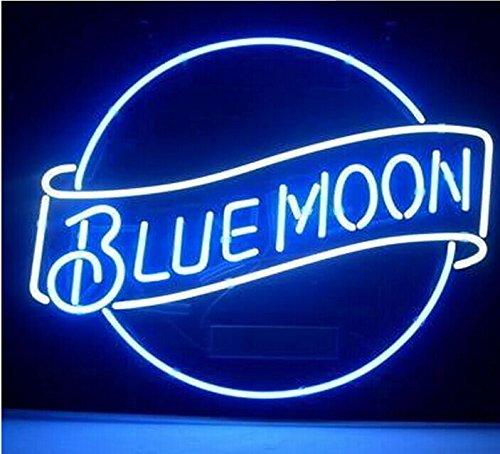 neon beer signs blue moon - 5