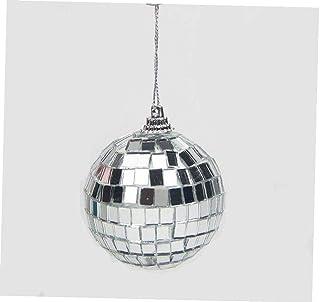 Hotaden 1pc di Natale Palla Ornamenti Cinque Centimetri Favore Mini Discoteca Mirror Ball Albero di Natale Decorazione di ...