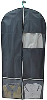 Washable Dust-Proof Foldable Clothes Cover Protector for Garment Suit Coat