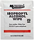 MG Chemicals 824-W Toallita con Alcohol Isopropilico 99.9%