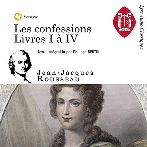 Les Confessions. Livres I à IV Titelbild