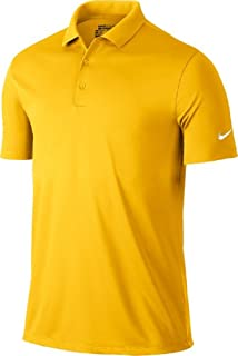 featured product Nike Golf Victory Solid Polo (Amarillo) (Medium)