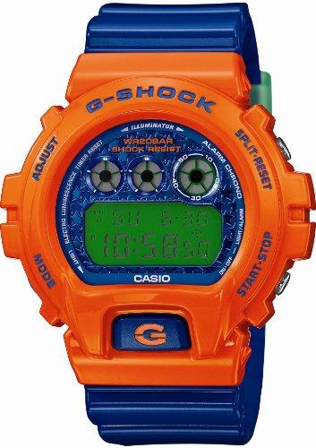 [カシオ] 腕時計 ジーショック Crazy Colors クレイジー・カラーズ DW6900SC4JF ブルー