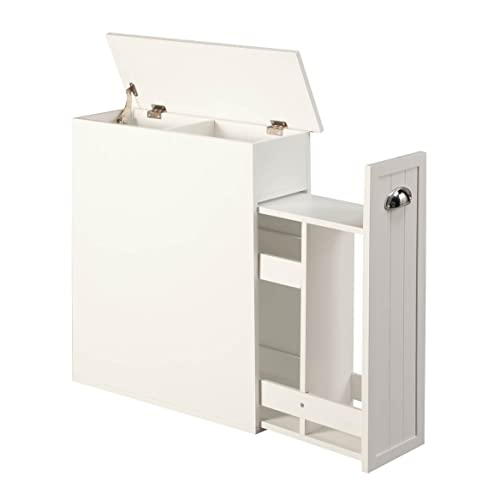 Narrow Bathroom Cabinets Amazoncom