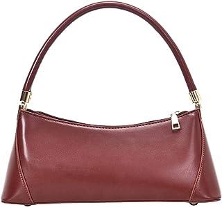 Retro Shoulder Bags fashion handbag Red