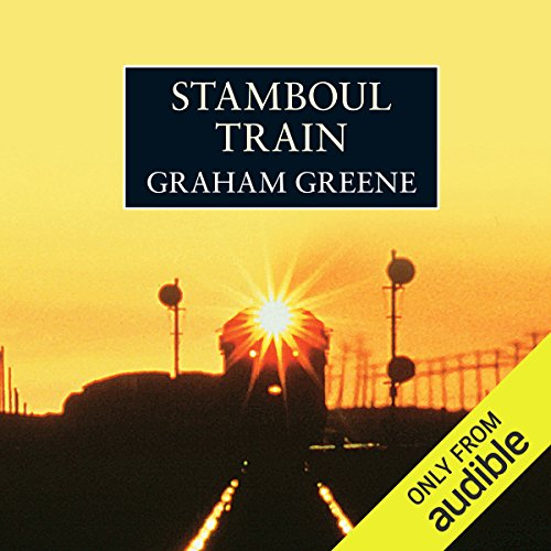 Stamboul Train audiobook cover art