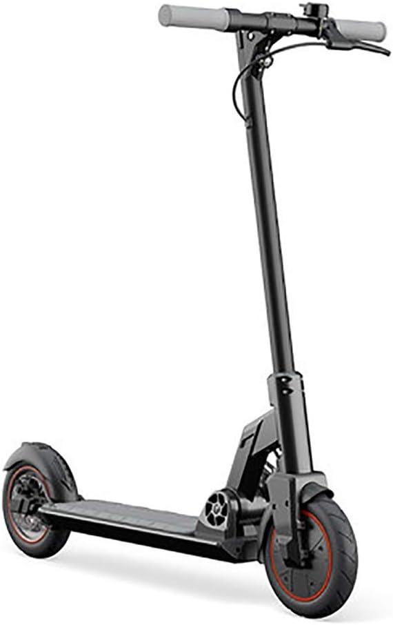 ZHANGCHUNLI Patinete 3 Ruedas Scooter para Niños Altura Ajustable Kick Plegable de Aluminio for Adultos Ciudad Vespa del Viajero de Crucero Rango: 25 kilometros-35 kilometros