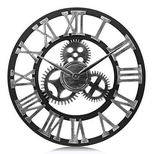 zegar ścienny retro ikea