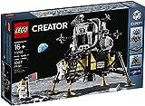 Lego Ideas - NASA Apollo 11 Lunar Lander, maqueta de Juguete del Primer alunizaje tripulado, Juguete de construcción...
