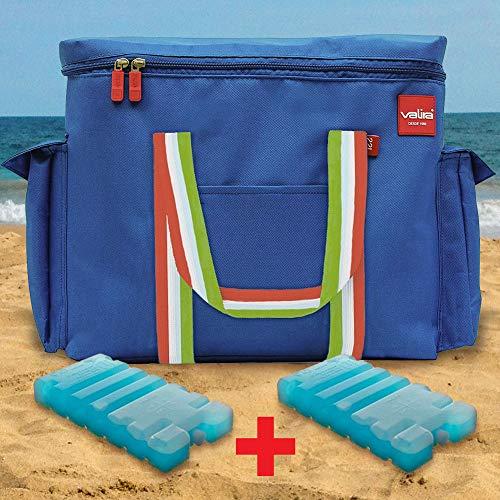 Set Valira Playa - Bolsa termica 22 L + 2 acumuladores