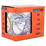 Dragonball Z STOR Taza Cerámica 325 ml Caja Regalo, Negro, Mediano (8412497004010)