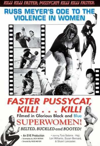 Faster Pussycat Kill Kill Poster 04 Photo A4 10x8 Poster Print