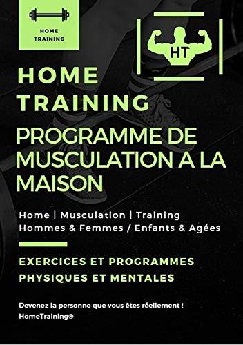 Perte de poids et musculation à la maison sans matériel (French Edition)