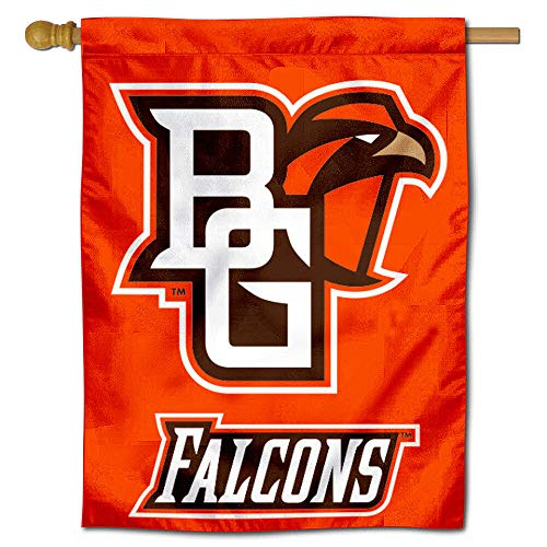 College Flags & Banners Co. Bowling Green State Banner House Flag
