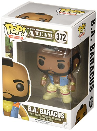 A-Team - B.A. Baracus Funko Pop Action Figure