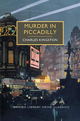 Image of Murder in Piccadilly (British Library Crime Classics)