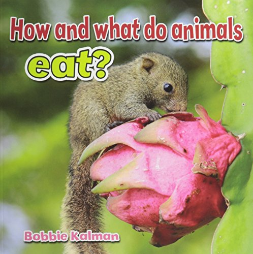 How and What Do Animals Eat? (All about Animals Close-Up)