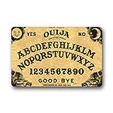 Quick Drying Waterhog door Mat - Personalize with Ouija Board Doormat