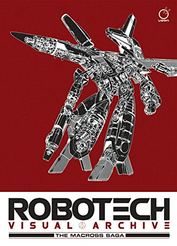 Robotech Visual Archive: The Macross Saga