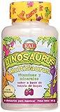 KAL Dinosaurs MultiSaurus | Complemento Alimenticio | Apto Para Veganos | 60 Masticables