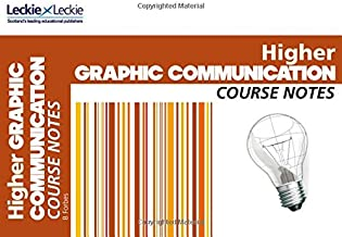 Higher Graphic Communication Course Notes: For Curriculum for Excellence Sqa Exams