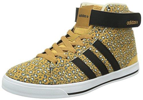 adidas Damen Daily Twist Mid W, Leopard, 40 2/3 EU