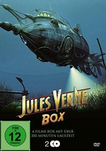 Jules Vernes Box (Special Collectors Edition) (4 - Filme Box) [2 DVDs]