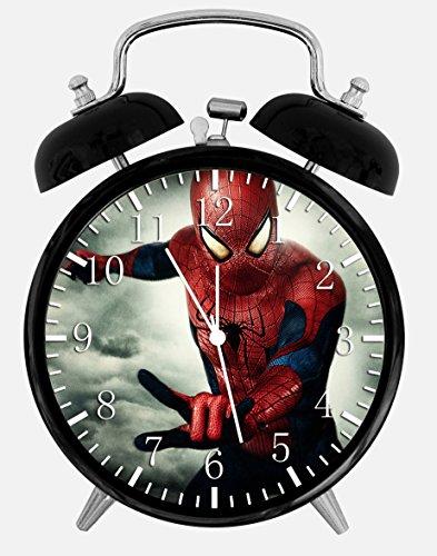 Ikea Spiderman Wecker/Tischuhr, 9,5 cm, Raumdekoration, X52