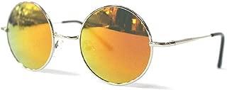 Uzun UV Protected Round Unisex Sunglasses