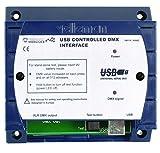 Velleman VM116 Tarjeta y Adaptador de Interfaz Interno - Accesorio (USB, DMX-512, USB, 106 mm, 101 mm, 44,5 mm, USB)