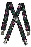 Olata Tirantes para Salopettes Esquí/Esquí Pantalone con Esquí Diseño. Jovenes (5-12 Años), X-Forma