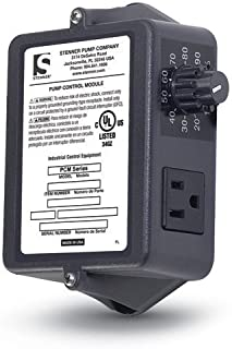 Stenner PCM5 Time Adjustable Controller 0.5 to 5.0 seconds