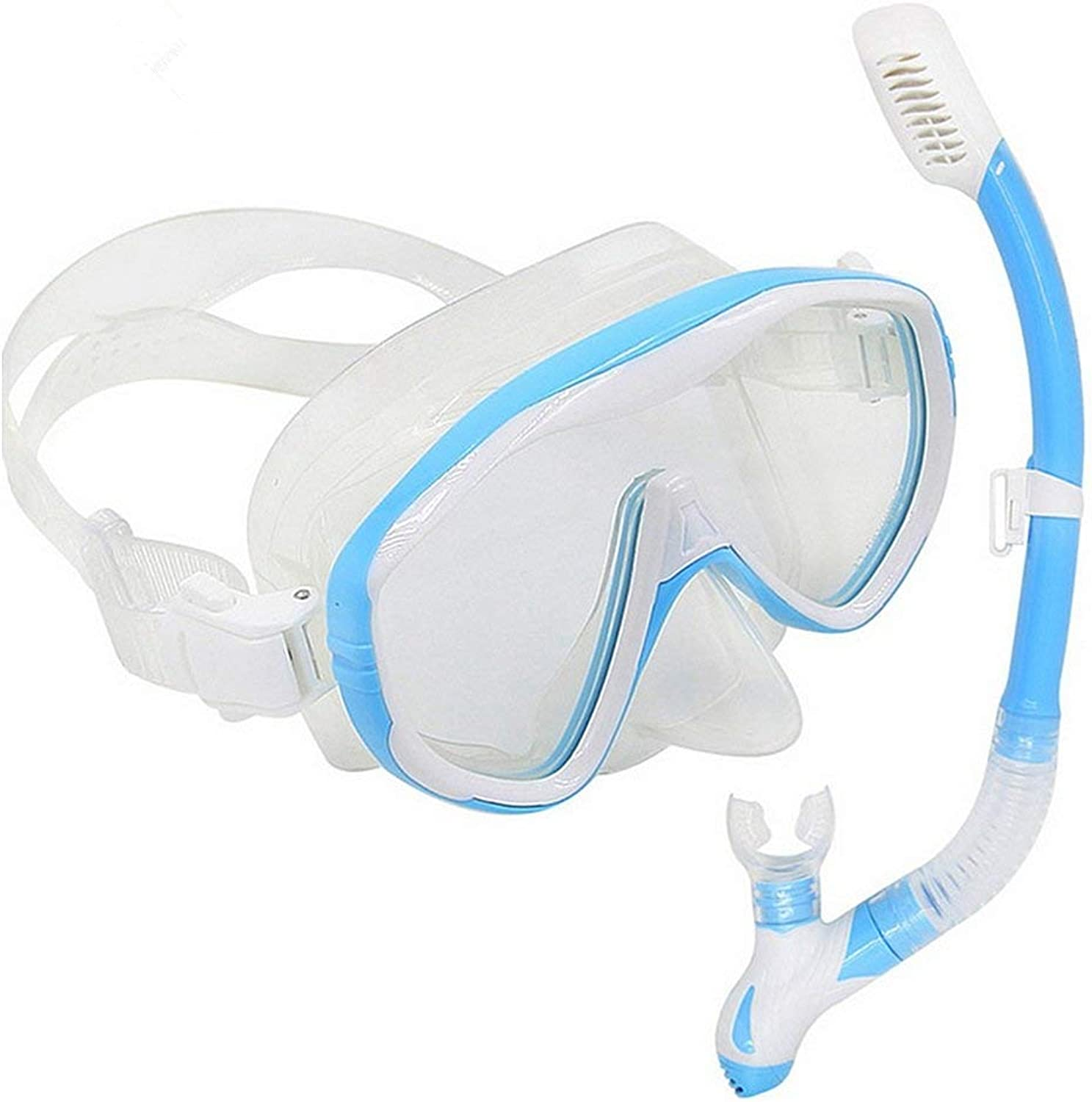 Unisex Swimming Gear Diving mask Adult Swimming Gear Diving mask Breathing Tube Set Diving mask Snorkeling Goggles Eye Predection
