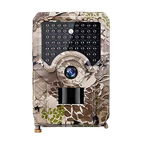 DealMux Track Game Camera, 1080P Hd Ir Led Cámara de caza Impermeable...