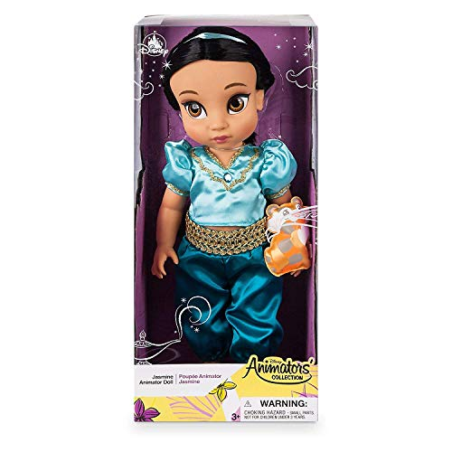 D&D Disney Store Jasmine Animators Collection Doll 39cm Tall Age 3+