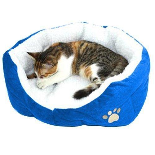 MFEIR Cuccia Cane Interno cuscini per cani Divano Letto per Cane gatto Pet Animali,MARRONE,Piccolo