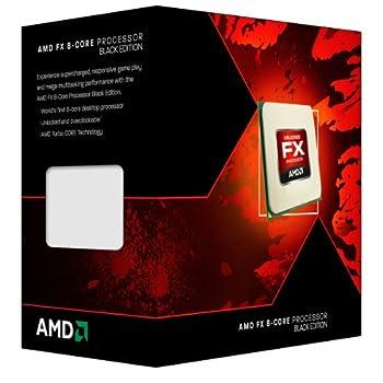 AMD FX 8-Core Black Edition FX-8300 3.3 GHz with 4.2 GHz Turbo Octa core Processor  FD8300WMHKBOX