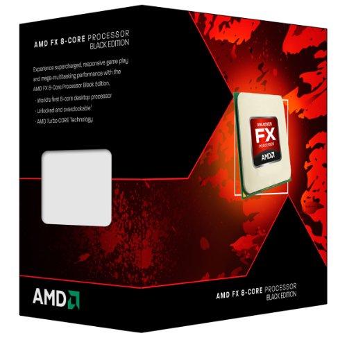 AMD FX -8300 3.3GHz 8MB L2 Scatola