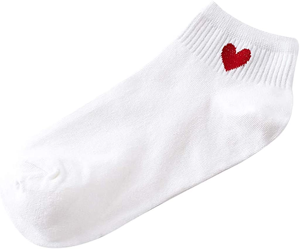 1Pair Unisex Pure Color Comfortable Stockings Non-Slip Stripe Short StockingsThigh Stocking/ Casual/Ankle Socks