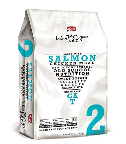 Merrick Before Grain Salmon #2 Meat, 11.1-Pound Bag