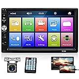 Autoradio 2 Din Bluetooth - Stereo per auto player digitale con...