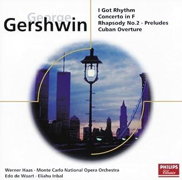 Gershwin: I Got Rhythm/Piano Concerto in F/Rhapsody No.2, etc.